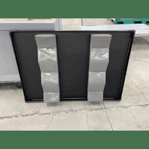 Transportbehälter für Schalttafeln als Grossladungsträger Ladungsträger Sonderladungsträger für Maschinenbau und Elektrotechnik Deckel wi-sales GmbH
