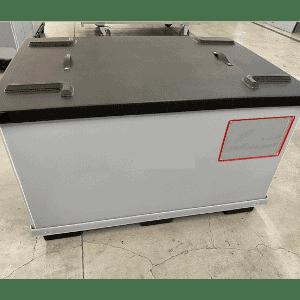 Transportbehälter für Schalttafeln als Grossladungsträger Ladungsträger Sonderladungsträger für Maschinenbau und Elektrotechnik stapelbar wi-sales GmbH